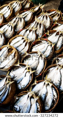 Seafood Gulf of Thailand - stock photo