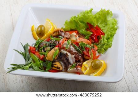 Shrimp Mixed Stock Photos, Royalty-Free Images & Vectors ...