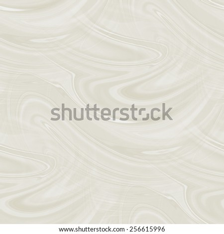 seamless abstract waves, white universal background - stock photo