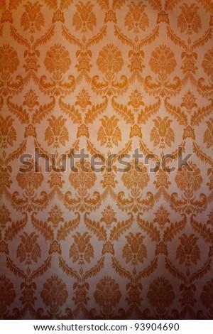 seamless art pattern - stock photo