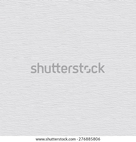 Seamless background from horizontal waterlines white paper texture. Over sized photo.