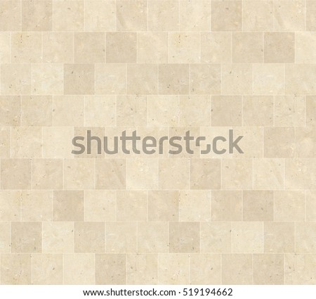 Seamless Beige Marble Stone Tiles Texture with White Joint Line. Tile Texture Stock Images  Royalty Free Images   Vectors