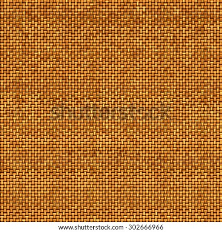 Seamless braided texture