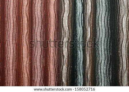 Seamless delicate veil-like pattern. Paper textured background. - stock photo