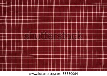 Seamless fabric pattern background - stock photo