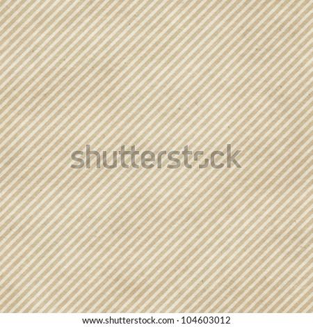 Seamless fine diagonal strokes pattern on paper texture - stock photo