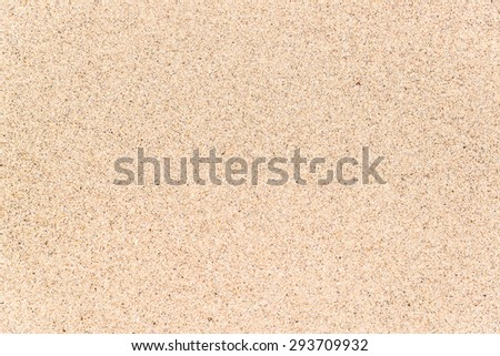 Seamless flat beach sand texture - stock photo