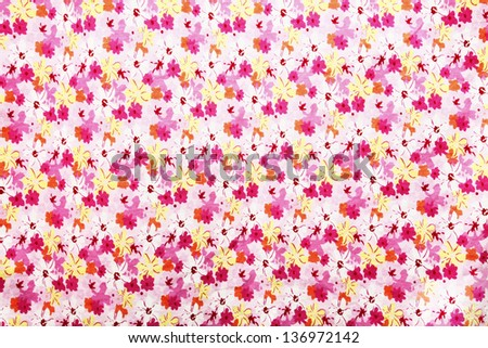 Seamless floral pattern. colorful flowers texture.