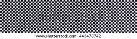 Seamless Geometric pattern with diagonal dots - stock photo