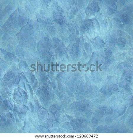 seamless glass ice pattern - stock photo