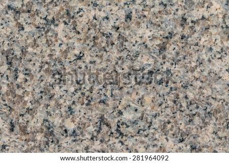 Seamless granite texture background - stock photo