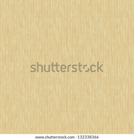Seamless Light Wood Texture - stock photo