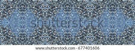 Seamless ornament border background