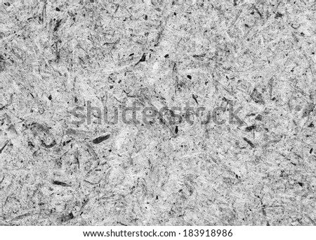 Seamless OSB texture, black and white