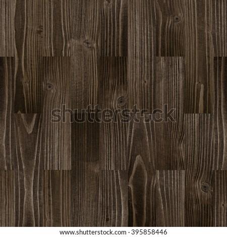 Seamless parquet background. - stock photo