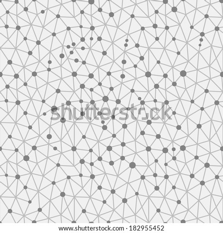 Seamless pattern crystal lattice. Background can be used for wallpaper, fill backdrop web page.