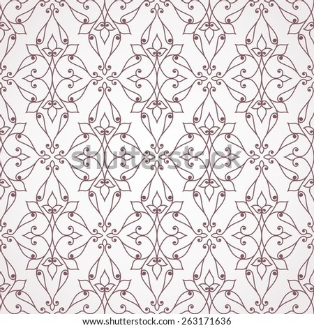 Seamless pattern for design. Raster version. - stock photo