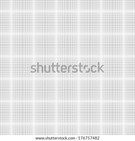 Seamless pattern in check of light lines. Decorative background. Linear texture. Abstract  ornamental illustration for print, web - stock photo