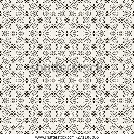 Seamless pattern. Line design. Geometric pattern. Background texture. Line art. Abstract background. Backdrop design. Black and white wallpaper for Your design book web design, wallpapers for walls - stock photo