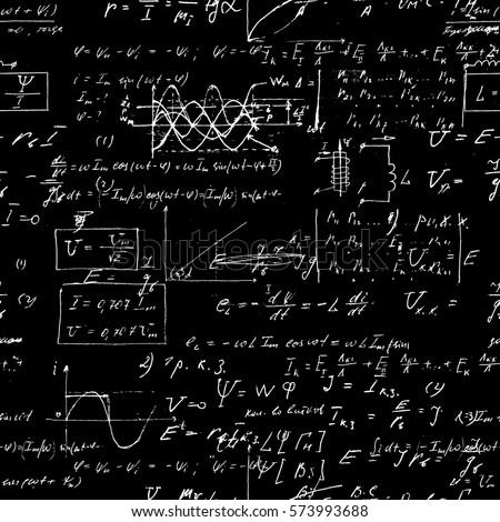 seamless pattern mathematical operations elementary