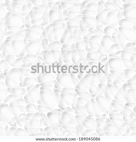 Seamless pattern. Raster illustration. Modern stylish texture. Abstract background. Foam modern structure. - stock photo