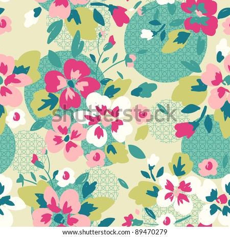 seamless pattern with abstract background in jpg