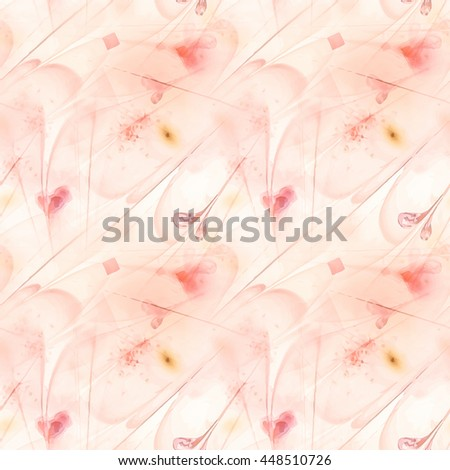 Seamless pattern with colorful and grungy elements. Camouflage background for textile prints, web usage and wrapping paper. Stylish texture for wrapping paper or book covers. - stock photo