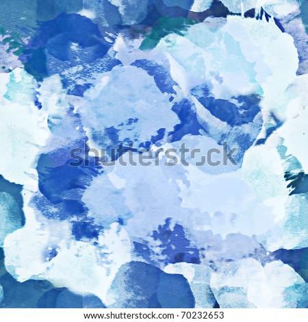 seamless picturesque texture - stock photo