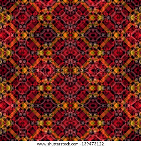 Seamless Retro Geometric Pattern/ Vintage background with classy patterns/ Abstract Ethnic Geometric Pattern/ Ethnic modern geometric seamless pattern ornament