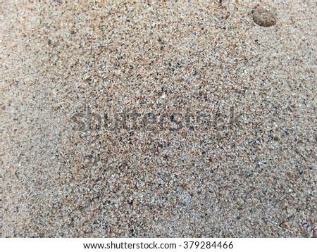 Seamless sand white background - stock photo