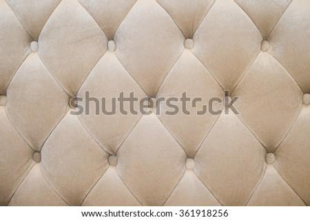 Seamless sofa background. - stock photo