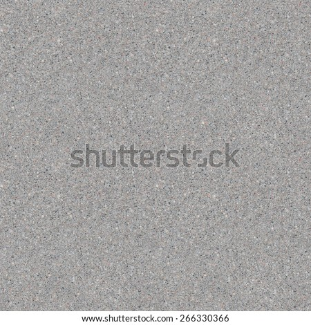 Seamless stone pattern. Cement with stone grain. Pavement tile material. - stock photo
