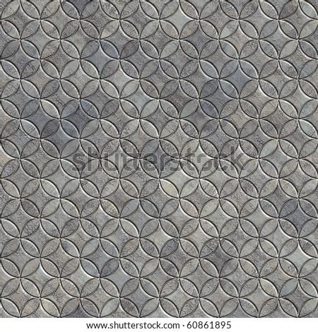 seamless stone tiles (big collection) - stock photo