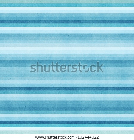Seamless stripes pattern on paper texture - stock photo