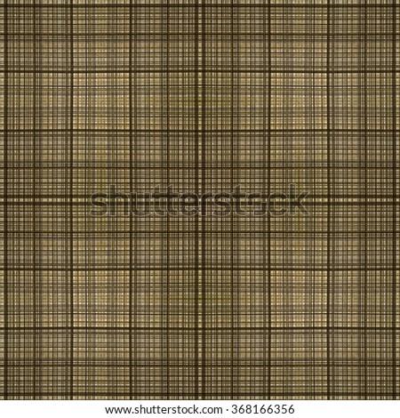 Seamless tartan pattern : Decoration wall and floor - stock photo