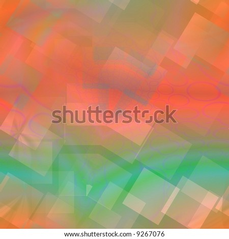 seamless texture abstract composition - stock photo