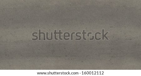Seamless texture of grey, slightly worn road. - stock photo