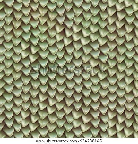 Seamless texture metallic dragon scales reptile stock for Fish scale shingles