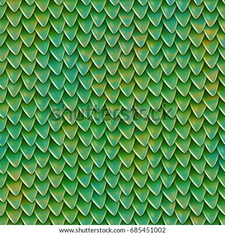 How To Paint Dragon Scales In Acrylic