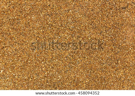 seamless texture of sand - stock photo