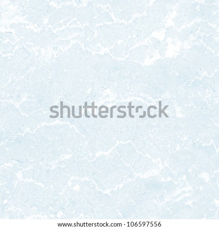 Seamless tileable azure marble background - stock photo