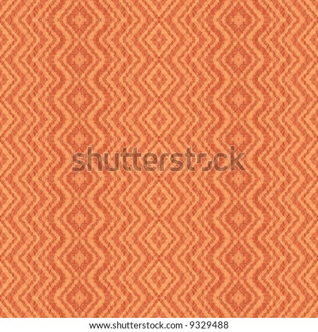 Seamless Tillable Woven Background Pattern of seersucker cotton fabric. Retro style background or borders with a fine structure.