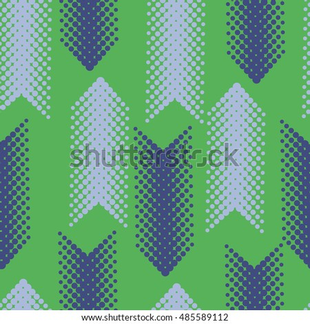 Seamless vertical arrows  pattern .