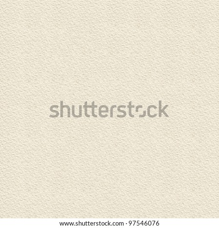 Seamless watercolor paper texture for artwork - stock photo