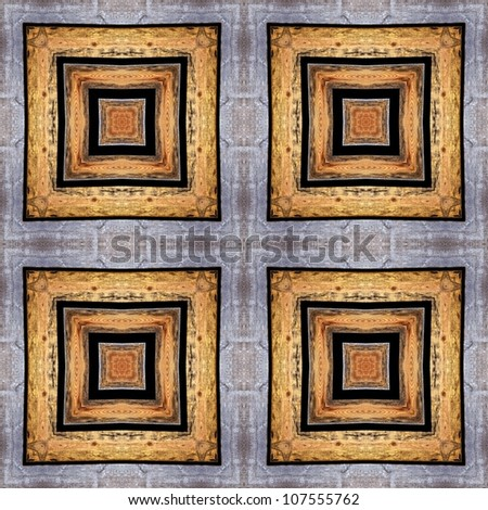Seamless wooden pattern, aged floor tiles to use as wallpaper, surface texture, web page background
