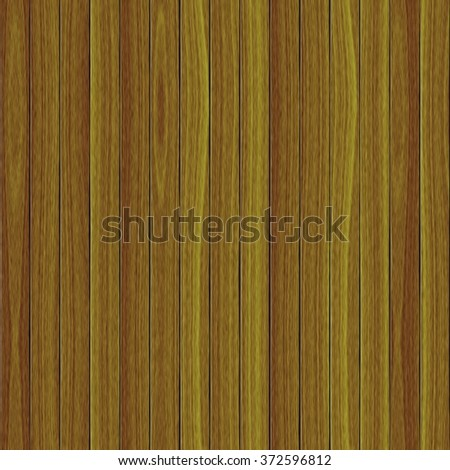 Seamless wooden planks. Realistic texture dark color - stock photo