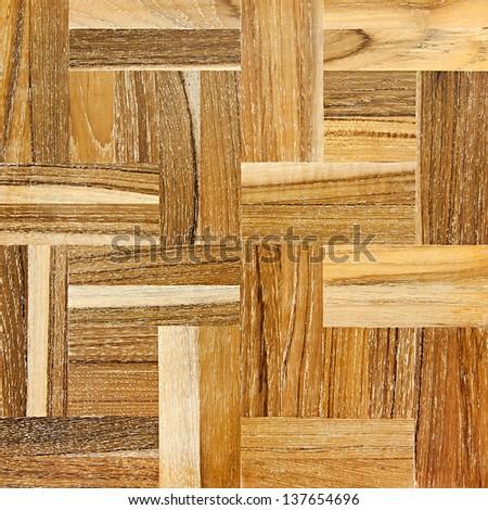 Seamless Zebra Wood Texture - stock photo