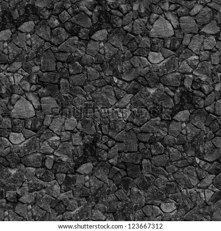 Seamlessly masonry wall texture background. - stock photo
