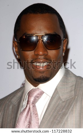 "Sean ""P.Diddy"" Combs at ""Jermaine Dupri's Grammy Invasion"" Party, Pacific Theatre, Hollywood, CA. 02-10-07"