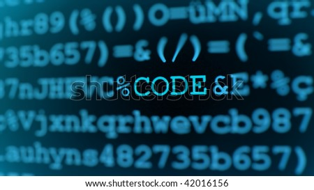 security code coded